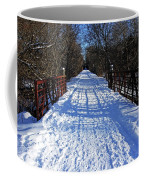 Kissing Bridge Trail Coffee Mug
