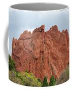 Kissing Camels Rock Garden Of The Gods Coffee Mug