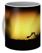Kissing You Coffee Mug