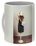 Kitchen Apron Coffee Mug