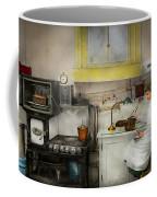 Kitchen - How I Bake Bread 1923 Coffee Mug