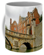 Kitchen Or Wren Bridge And St. Johns College From The Backs. Cambridge. Coffee Mug