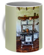 Kitchen - The Vintage Stove Coffee Mug