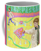 Kite Day Coffee Mug