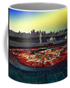 Kite Hill Sundial Coffee Mug