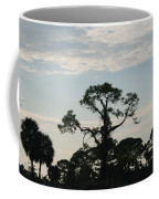 Kite In The Tree Coffee Mug
