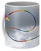 Kites And Clouds Coffee Mug
