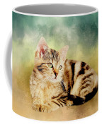 Kitten - Painting Coffee Mug