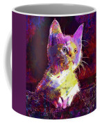 Kitty Cat Kitten Pet Animal Cute  Coffee Mug