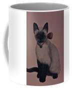 Kitty Cat Coffee Mug