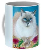 Kitty Coiffure Coffee Mug