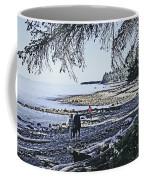 Kitty Colemans Beach - Bc Coffee Mug