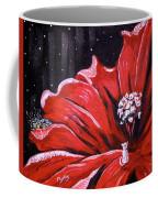 Kitty Flower Coffee Mug