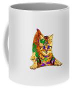 Kitty Love. Pet Series Coffee Mug