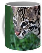 Kitty Ocelot 1 Coffee Mug