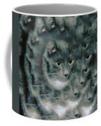 Kitty Portrait  Coffee Mug