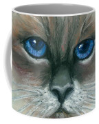 Kitty Starry Eyes Coffee Mug