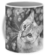Kitty The Cat Coffee Mug