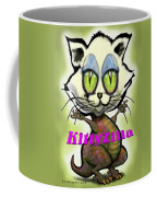 Kittyzilla Coffee Mug