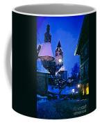 Kitzbuhl At Night-4 Coffee Mug
