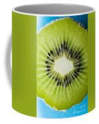 Kiwi Cut Coffee Mug