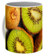 Kiwi Fruit Coffee Mug