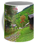 Kiwi Village Of Papua Coffee Mug