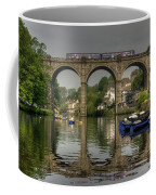 Knaresborough Viaduct Coffee Mug