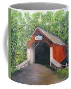 Knechts Covered Bridge Coffee Mug