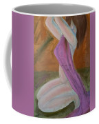 Kneeling Lady  Coffee Mug