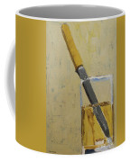 Knife In Glass - After Diebenkorn Coffee Mug