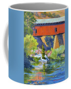 Knights Ferry Bridge Coffee Mug