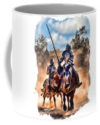 Knights Of Yore Coffee Mug