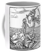 Knights: Tournament, 1517 Coffee Mug
