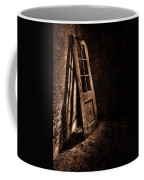 Knockin' At The Wrong Door Coffee Mug