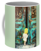 Knocking On Heaven's Door Coffee Mug