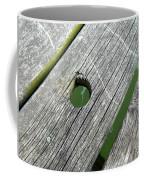 Knothole Coffee Mug