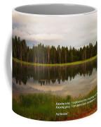 Knowing Trees Coffee Mug