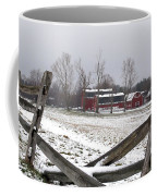 Knox Farm In Winter 0980 Coffee Mug