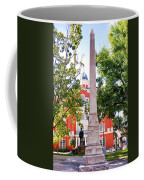 Knoxville Old Courthouse Grounds Coffee Mug