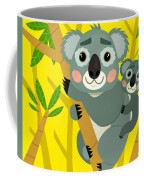Koala Bears Coffee Mug