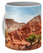 Kodachrome Park Colorful Desert Beauty In Spring. Coffee Mug
