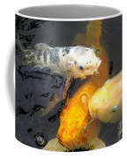 Koi Fish 5 Coffee Mug