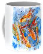 Koi Dreaming Coffee Mug