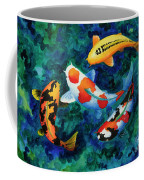 Koi Group Coffee Mug