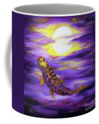 Koi In Purple Twilight Coffee Mug