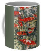 Koi Karp Coffee Mug