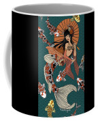 Koi Mermaid 2/4 Coffee Mug