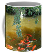 Koi Party Coffee Mug