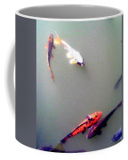 Koi Pond Brooklyn Coffee Mug